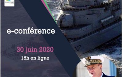Le 30 Juin prochain à 18h, nous avons le plaisir d'accueillir l'Amiral Olivier Lajous, pour une conférence sur le thème « En guerre, l'impossible est possible » !